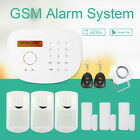 GS-S2G GSM Home Security Alarm System Wireless Support IP Camera Sensor Detector