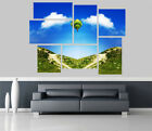 Love on Earth Fantasy Removable Self Adhesive Wall Picture Poster 1331