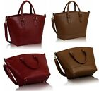 Tote Fashion Bag with Long Strap
