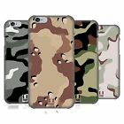 HEAD CASE DESIGNS MILITARY CAMO HARD BACK CASE FOR APPLE iPHONE PHONES