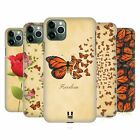 HEAD CASE DESIGNS MONARCH BUTTERFLY PRINTS BACK CASE FOR APPLE iPHONE PHONES