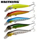 KastKing 1PC 135mm 13.9g Hard Fishing Lure for Lake River Fishing Hard Baits