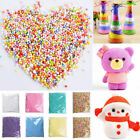 Lots Assorted Colors Crafts Polystyrene Styrofoam Filler Foam Mini Beads Balls