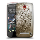 HEAD CASE DESIGNS TANGLED PORTRAITS HARD BACK CASE FOR HTC PHONES 2