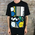 Billabong Primary Short Sleeve T-Shirt in Black Size S,L