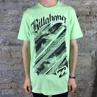 Billabong Slim Fit Short Sleeve Brand New T-Shirt in Militia Green Size S,L
