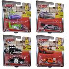 Cars Sheriffs Impound Lot Series Race Diecast Metal Vehicles Disney Pixar Mattel