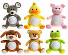 Night Light Buddies Childrens Cuddly Soft Plush Teddy Animal Bedtime Toy BNWT