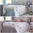 Ethnic Inspired with Abstract Diamonds Patterned Duvet Cover with Pillowcase