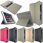 Shockproof Leather Magnetic Smart Stand Cover Case For Apple iPad Mini 1 2 3 4