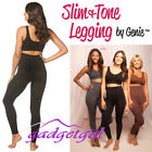 Genuine Genie Slim n Tone Leggings Shaper Slim & Tone Slim + Tone Sizes S,M,L,XL