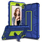 Amazon Kindle Fire HD 7 2017 Hybird Shockproof Soft Rubber Hard Armor Case Cover