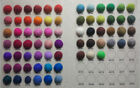 Choose Color Mix 2 cm 100 wool Felt Balls Nursery Craft Beads Garland Making
