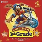 JumpStart 1st Grade Age 5+ Learning Software PC Windows XP Vista 7 8 10 Sealed