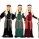 Boys Girls Childrens Christmas Xmas Nativity Shepherd Fancy Dress Costume Outfit