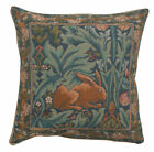 brother rabbit - Brother Rabbit William Morris French Tapestry Pillow Cushion Cover 14