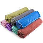 """Peace Yoga Super Absorbent Non Slip Suede 15"""" x 24"""" Sports Exercise Yoga Towels"""