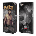 UFFICIALE WWE THE MIZ COVER A PORTAFOGLIO IN PELLE PER APPLE iPOD TOUCH MP3
