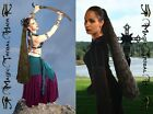 HAIR FALLS 36 ALL COLORS Tribal Fusion GOTH HAIR EXTENSIONS Gothic Belly Dance
