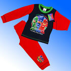 Boys Official Genuine PJ Masks Catboy Owlette Gekko Pyjamas Age 2 3 4 5 Years 83
