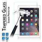 Genuine Tempered GLASS Screen Protector for Apple iPad 2 3 4 Air 2 Mini 3 4 Pro