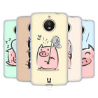 HEAD CASE DESIGNS DOLLY THE PIGLET SOFT GEL CASE FOR MOTOROLA MOTO E4 PLUS