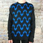 Insight Mental Picture Sweater Brand New - Blue - Size:M
