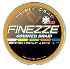 Savage Gear Finezze HD8 Counter Braid Perfect For Baitcaster & Multiplier Reels