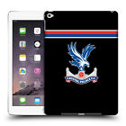 OFFICIAL CRYSTAL PALACE FC 2017/18 PLAYERS KIT HARD BACK CASE FOR APPLE iPAD