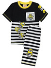 Boys Despicable Me 3 Minions Pyjamas PJS Age's 10-14 Years NEW