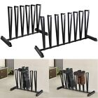 Внешний вид - 3/4 Pairs Boot Rack Shoe Storage Organizer Stand Hanger Shelf Holder Stand