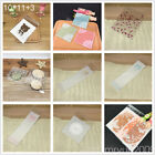 OPP Self Adhesive Plastic Bag Cellophane Party Biscuits Candy Food Gift 100PCS