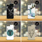 Deer Design Hard Phone Case Cover For All iPhone & Samsung