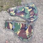 WEB-TEX BRITISH ARMY SURPLUS STYLE HIPPO PAD DPM FOR PLCE WEBBING POUCH SET,UK