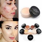 Invisible Pro Full Concealer Cover Makeup Flawless Foundation Long Lasting Silky