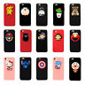 Diy 3D Animal Cartoon Cute Silicone Phone Case Cover For iPhone X 8 7 6 Plus