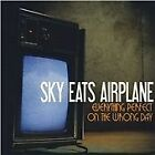 Sky Eats Airplane - Everything Perfect on the Wrong Day (CD) . FREE UK P+P .....