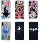 Royal Mermaid Kids Comic Soft Silicone Bumper Phone Case Cover For iPhone X