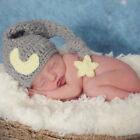Newborn Infant Toddler Baby Girls Boys Winter Warm Crochet Knit Hat Beanie Cap