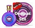 Desigual Sex Eau de Toilette 30ml / 50ml / 100ml Spray Donna