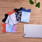 Practical 3M Adhesive Sticker Back Cover Card Holder Pouch For IPhone ForSamsung
