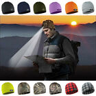 Beanie Cap Flashlight Hat Light Hands Free 4 LED Warm Headlight - Panther Vision