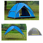 Outdoor Instant Tent Beach Rain Cover Automatic Camping Mat Quick Set Up Camp