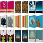 MIX CHRISTMAS COLLECTION LEATHER BOOK CASE FOR APPLE iPAD PRO 12.9 (2016/17)