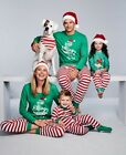 NEW Family Matching Christmas Xmas Pajamas PJs Sets Xmas Sleepwear Nightwear