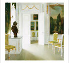 "CHRISTIAN TILEMANN-PETERSEN ""Interior Of A Salon"" print various SIZES, BRAND NEW"