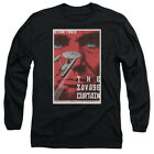 Star Trek Orignal Series Poster Art EPISODE 77 Black Long Sleeve T-Shirt S-3XL