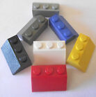 LEGO 2x3 slope 45º brick Pack of 6 part 3038 Choose your colour!
