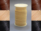 2mm, 3mm, 4mm, 5mm ROUND 100% REAL LEATHER THONG  NECKLACE JEWELLERY CORD LACE