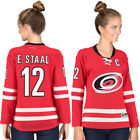 Reebok Eric Staal Carolina Hurricanes Womens Red Home Premier Jersey